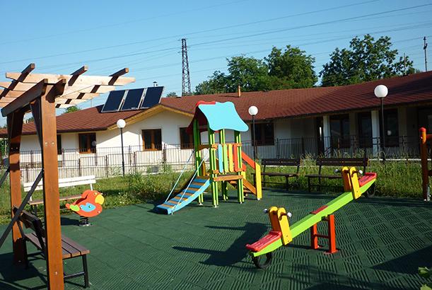 Подкрепа за децата и младежите с увреждания, настанени в ЦНСТ - Мездра